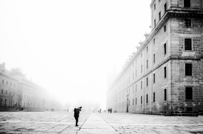 El Escorial. Ph: Чаро Диез, Испания