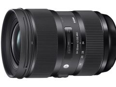 Обзор объектива Sigma 24-35mm f/2 DG HSM Art. Часть1