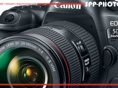Canon 5D Mark IV: Обзор