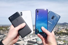 Huawei P20 Pro VS Samsung Galaxy S9 Plus VS Google Pixel 2 VS Apple iPhone X: сравнение камер флагманов